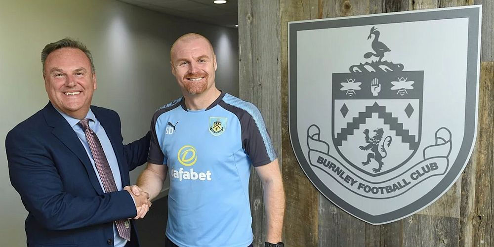1718 burnley sean dyche contract