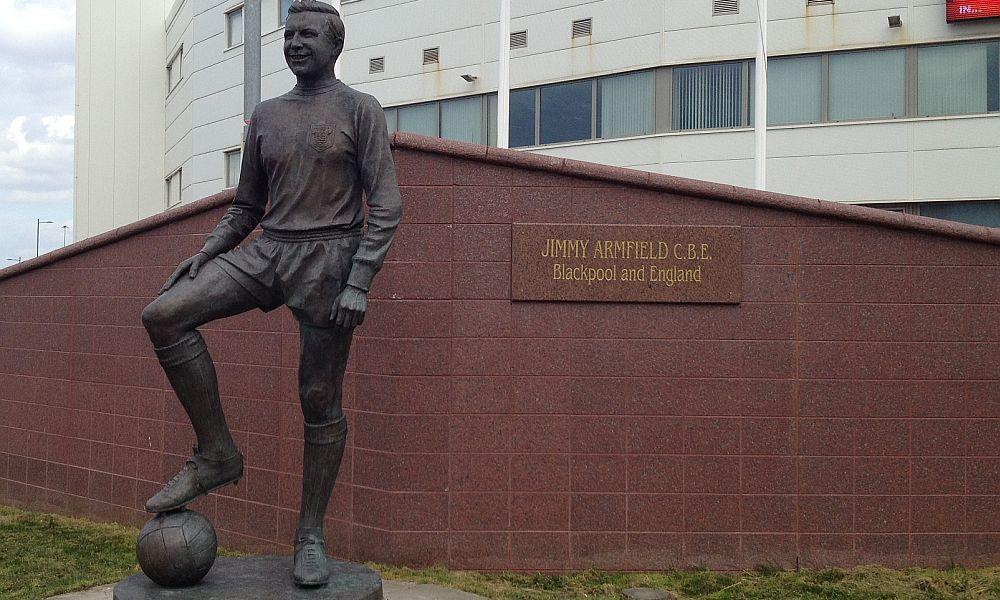 armfield statue
