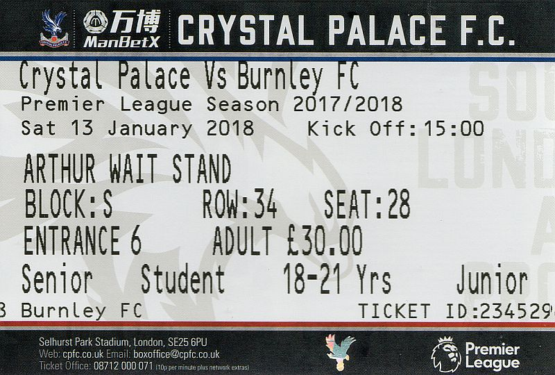 tickets1718 crystal palace
