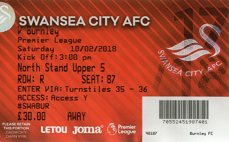 tickets1718 swansea