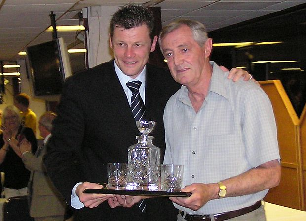 Burnley FC Supporters' Clubs' Special Achievement Award 2007