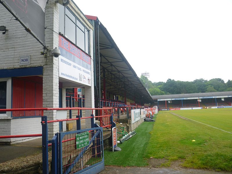 grounds aldershot 8