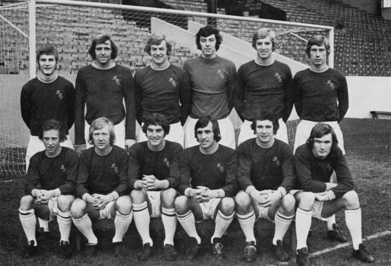 The 1972/73 Second Division Champions