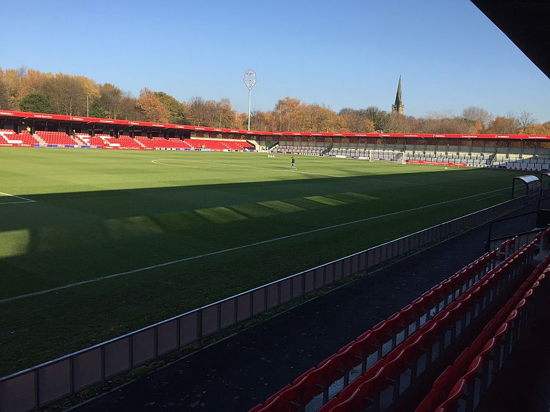 grounds salford 14