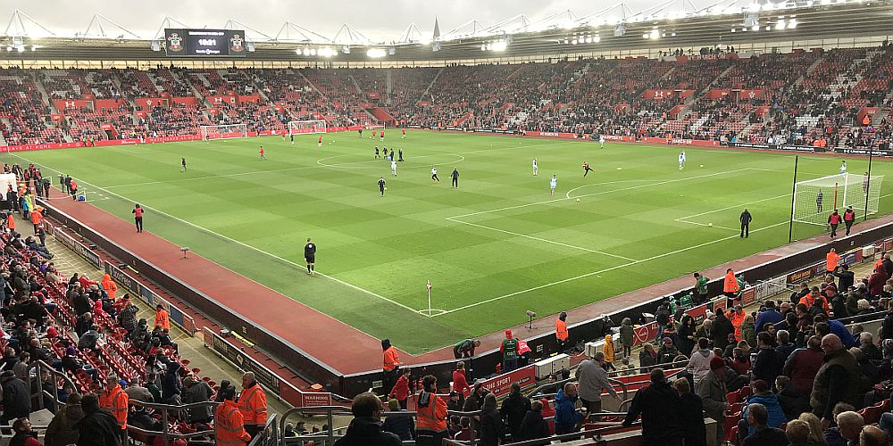 St Mary's opener against Southampton for Clarets