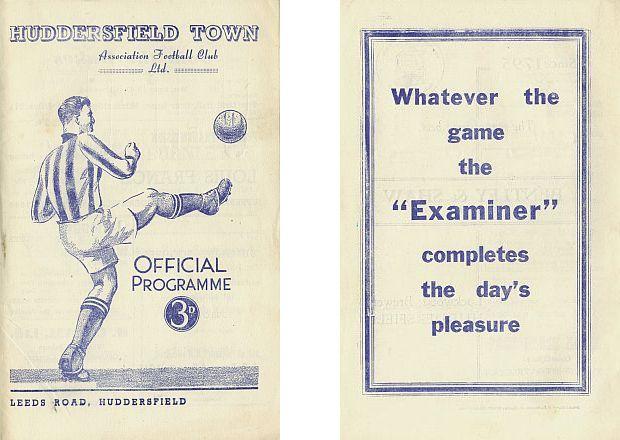 pgm5152 huddersfield away