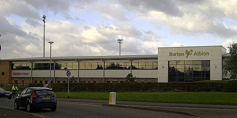 2018/19: Burton Albion v Burnley – Supporters Travel