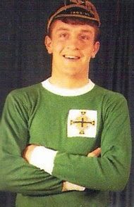 capped for Northern Ireland in 1963