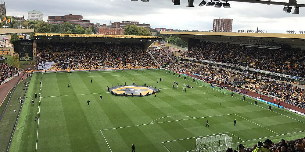 Wolves away game moved to Sunday
