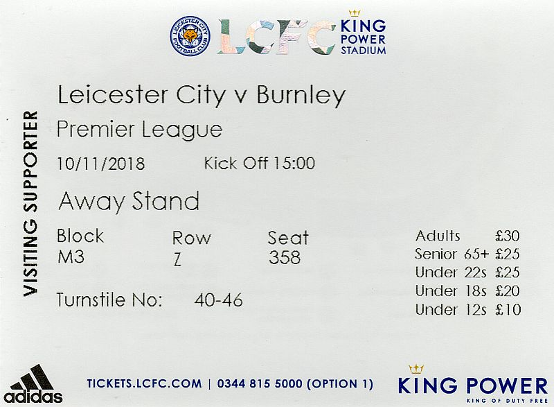 tickets1819 leicester