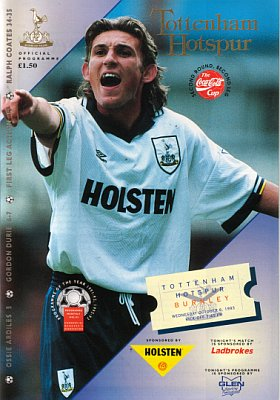 progs9394 tottenham away front