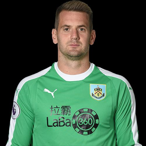 1819 burnley tom heaton 00 500x500