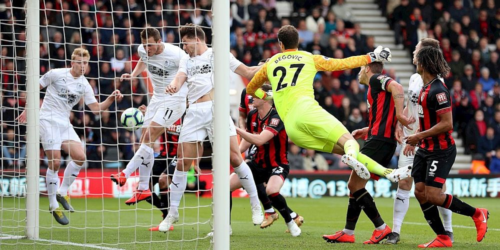 bournemouth goal