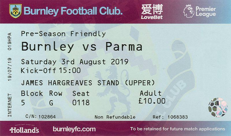 tickets1920 parma