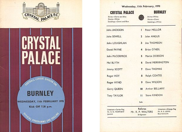 pgm6970 crystal palace away