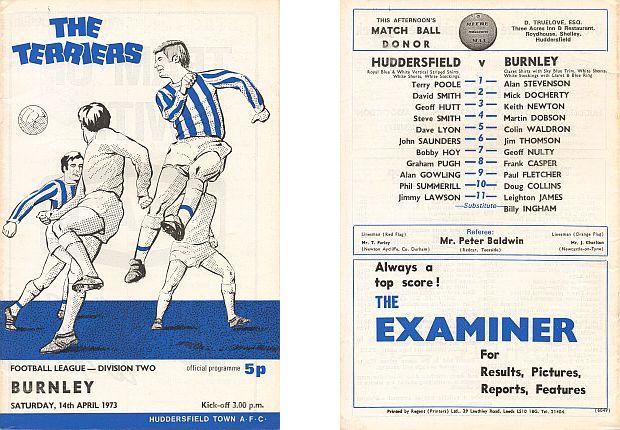 pgm7273 huddersfield away