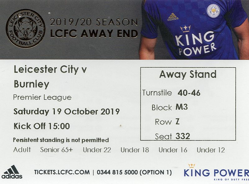 tickets1920 leicester