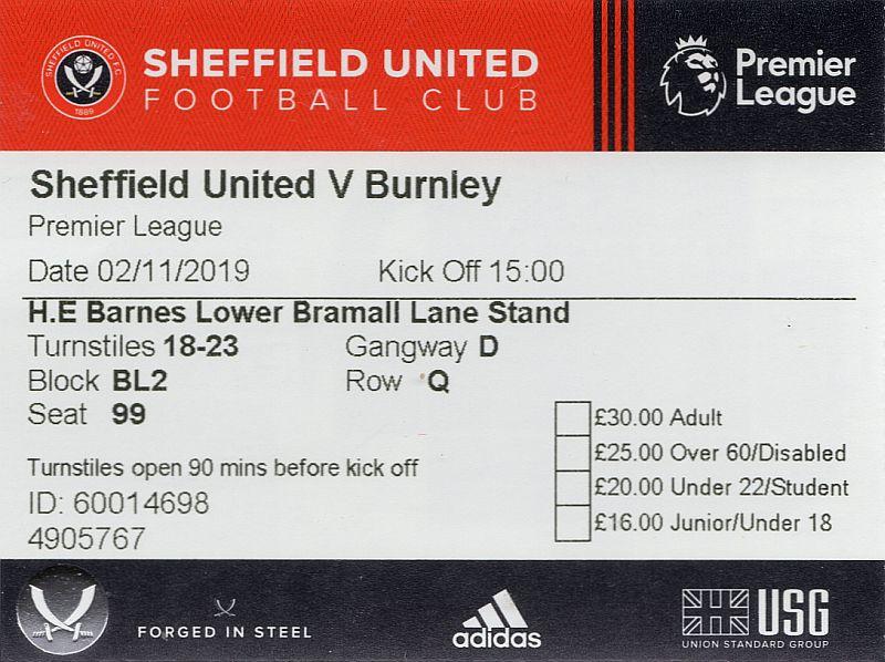 tickets1920 sheff utd