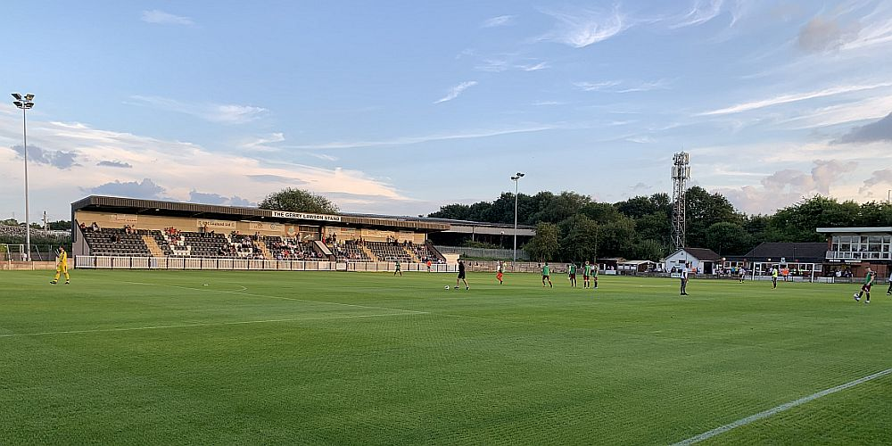 Under-23 cup tie subject to pitch inspection