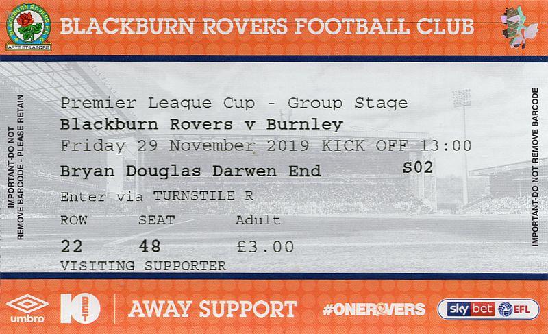 tickets1920 blackburn