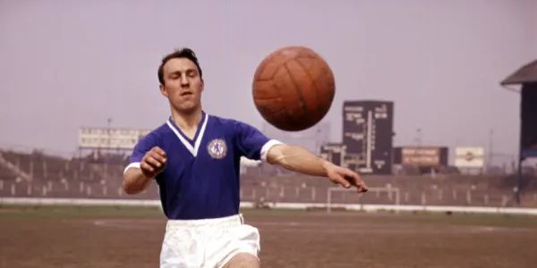 Jimmy Greaves – My first and forever hero
