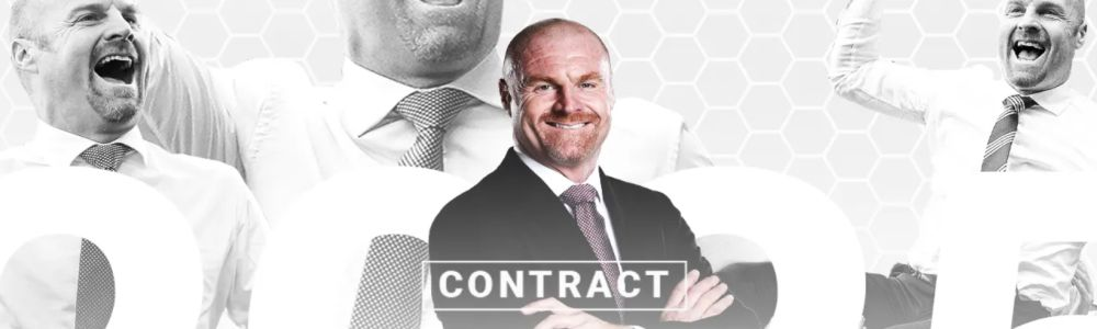 Dyche commits to Burnley until 2025